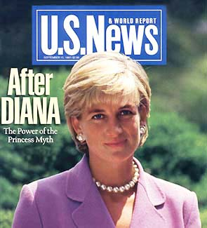 Princess Diana - Photo Credit: John Mathew Smith